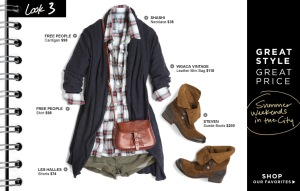 Cool Boho Chic Outfit